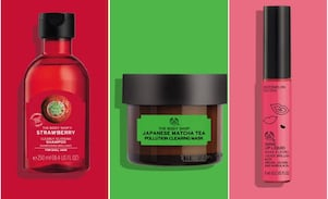 The Body Shop Products You Must Shop Right Away