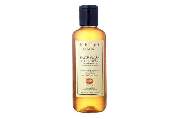 Khadi Mauri Herbal Fenugreek-Methi Face Wash