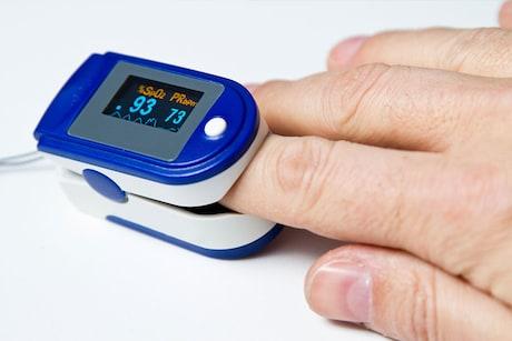 Best Pulse Oximeter in India