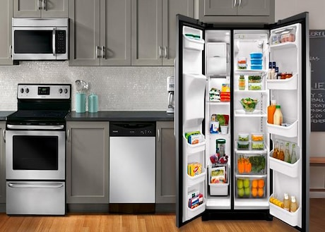 Side by Side Refrigerators In India 2018