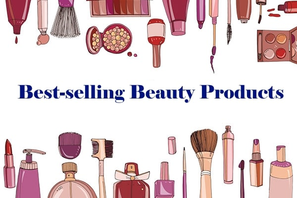 Bestselling Beauty Products Available Online