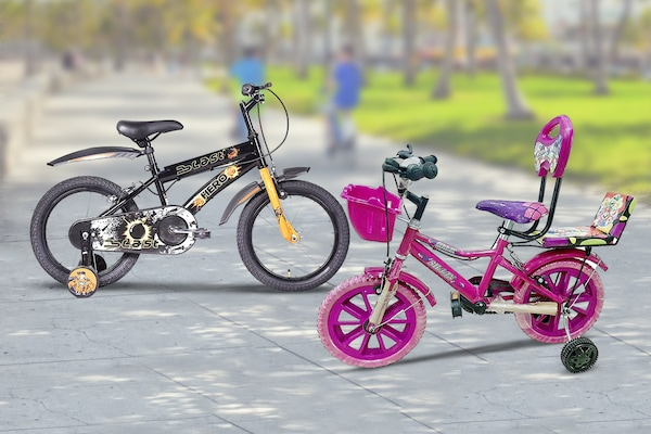 Bicycles for Kids: For Daily Exercise And Fun