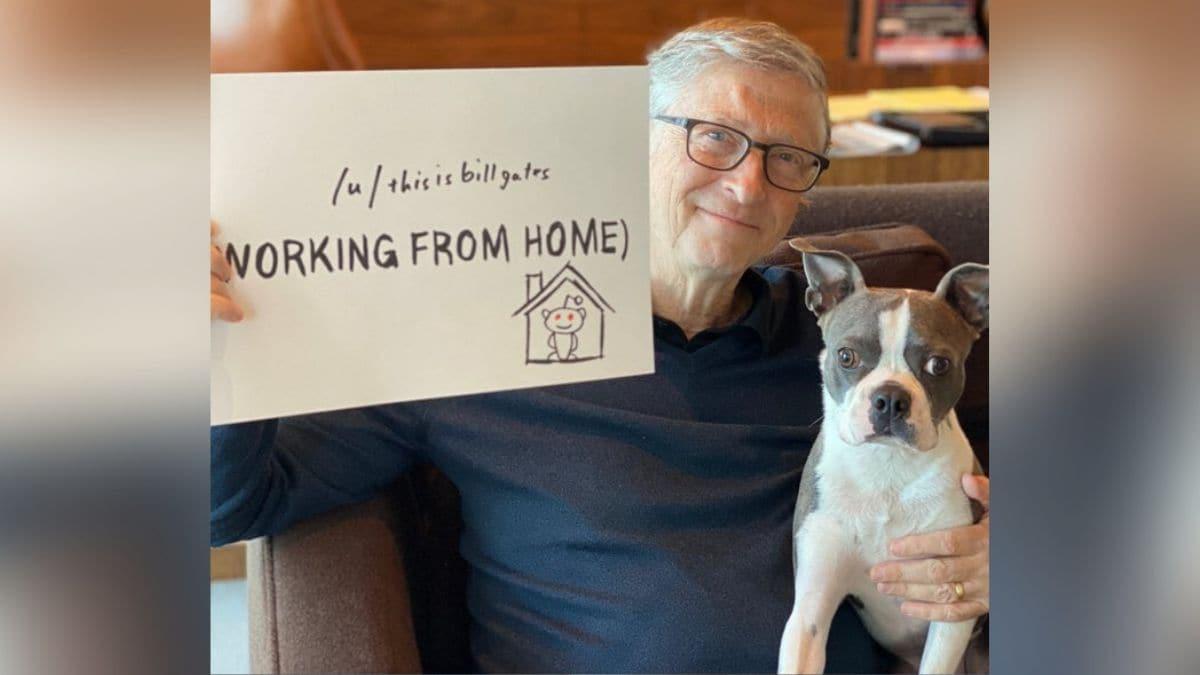 Bill Gates Talks About Fears and Implications of Coronavirus via AMA on Reddit