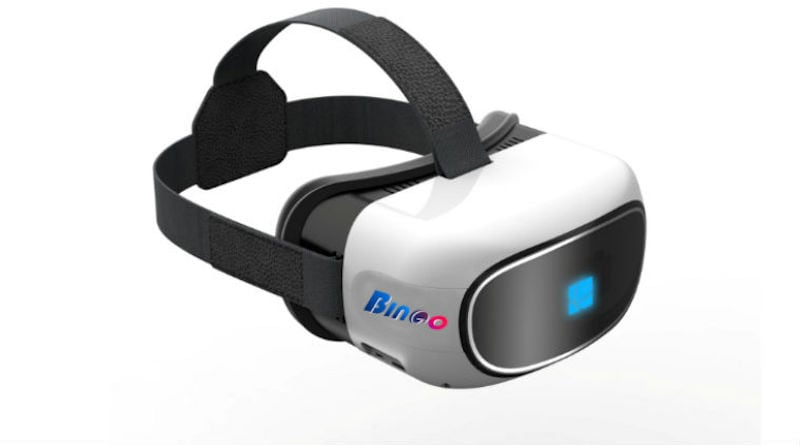 fa728f792567 Bingo G-200 Wi-Fi-Enabled VR Headset With Built-In Screen Launched at Rs.  5