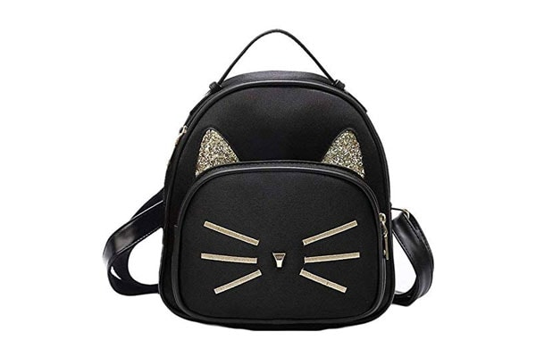 Bizarre Vogue Cute Small Cat Style Backpack 1613796092186