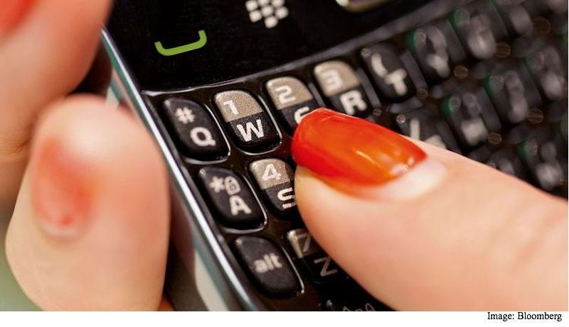 BlackBerry's Got One Last Keyboard Smartphone for Its Fans