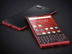 BlackBerry Key2 Red Edition With 128GB Storage, Software Updates Launched at MWC 2019