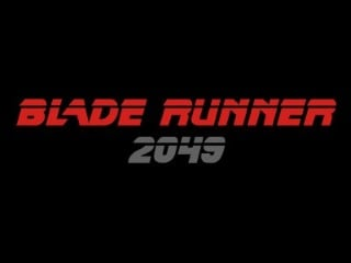 Blade Runner 2049 Is the Name for the Blade Runner Sequel