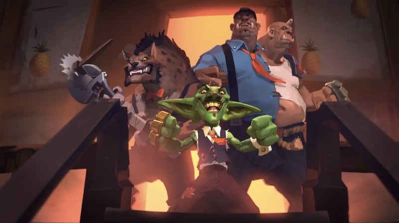 Blizzard Announces New Hearthstone Expansion - Mean Streets of Gadgetzan