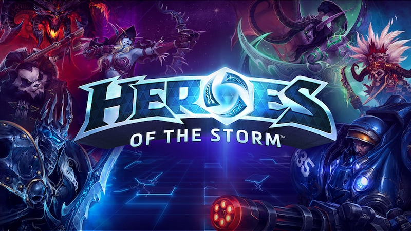BlizzCon 2017: Heroes of the Storm Gets Overwatch Hero Hanzo