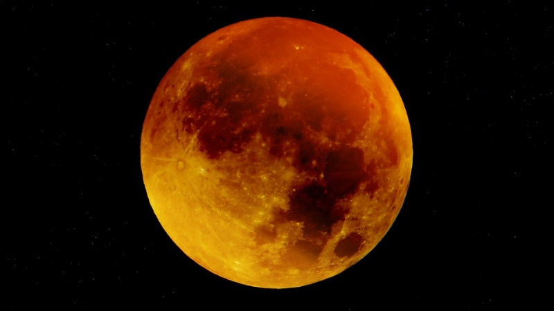 Blood Moon July 2018 Lunar Eclipse Lunar Eclipse 2018 Time Live Stream What is Blood Moon
