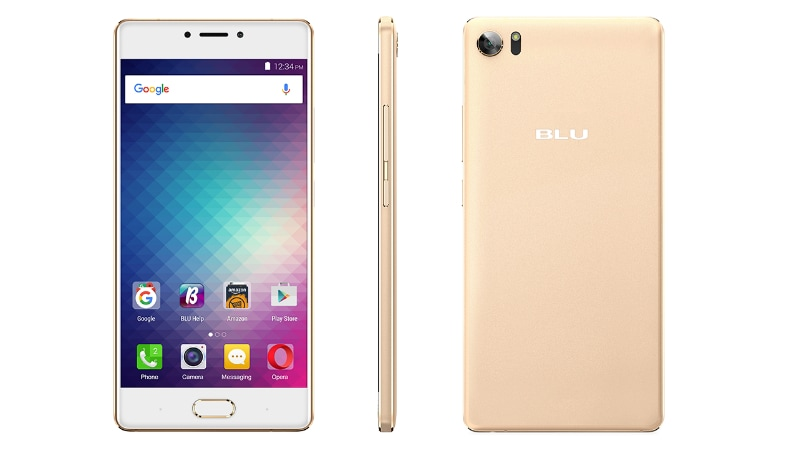 Blu Pure XR With 3D Touch Display, Helio P10 SoC Launched