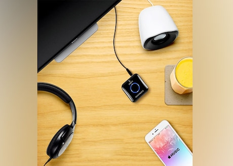 Best Bluetooth Audio Receivers for Wireless Streaming, Rejoice Music