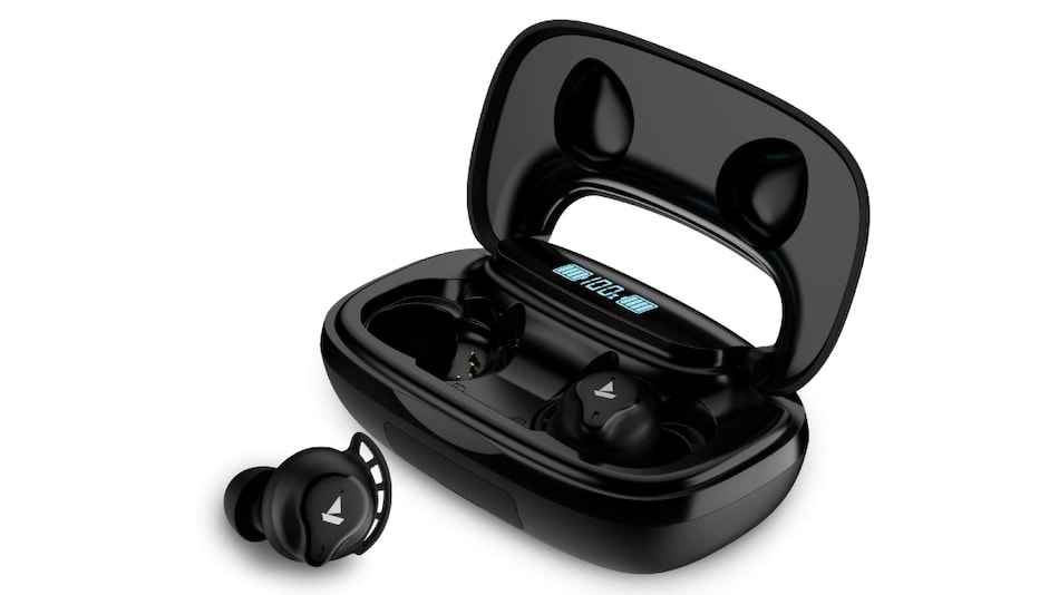 Boat Airdopes 621 TWS Earphones With Up to 150-Hour Battery, IPX7 Rating Launched in India