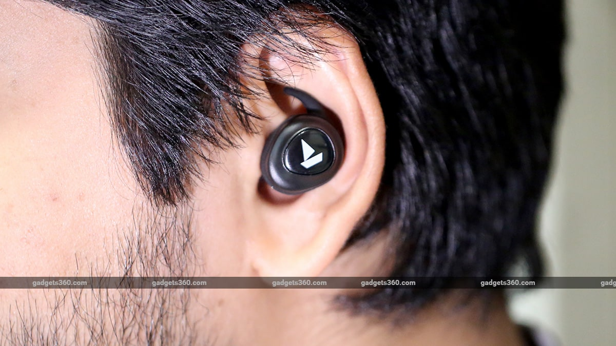 Boat Airdopes 411 Truly Wireless Earphones Review | NDTV