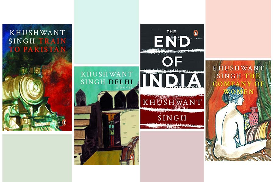 Books By Khushwant Singh