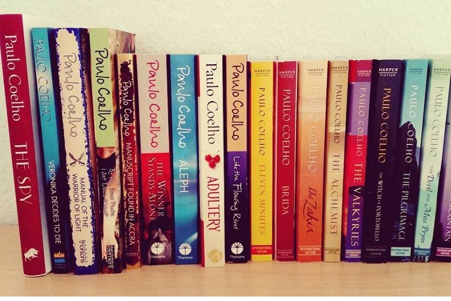 Books By Paulo Coelho You Must Read