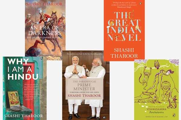 Popular Books by Shashi Tharoor