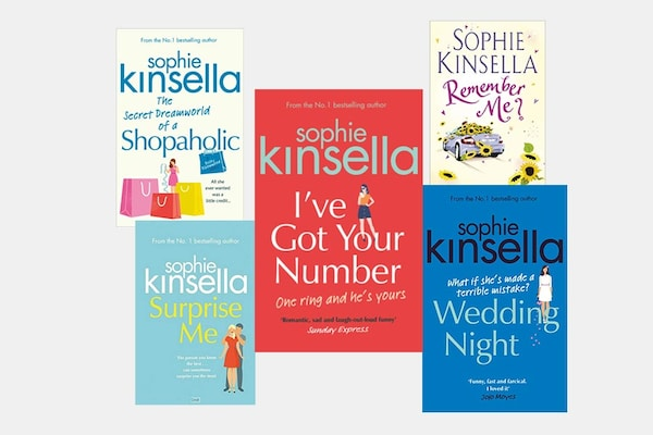 Books By Sophie Kinsella