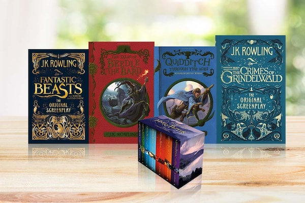 Books By J. K. Rowling