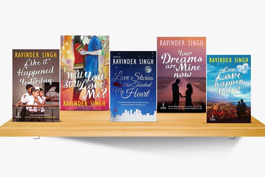 Books By Ravinder Singh