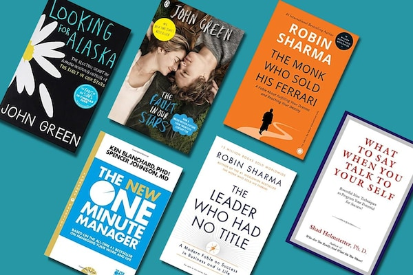 Best Books For 20 Year Olds