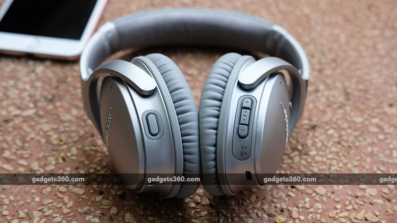 Bose QC35 II buttons ndtv