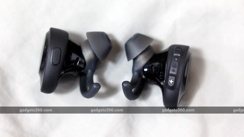 Bose SoundSport Free earbuds ndtv bose