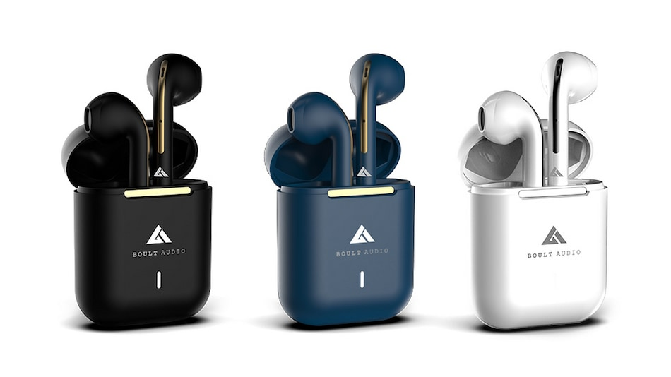 Boult Audio AirBass Z1 TWS Earphones With Low Latency, IPX5 Water Resistance Launched in India