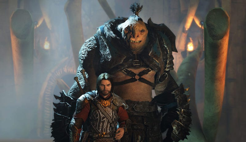 In Middle Earth: Shadow of War, Orcs Are People Too