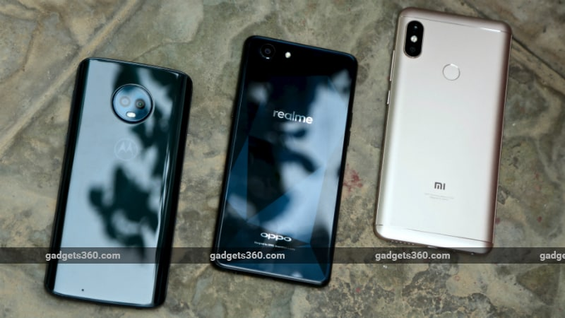 Buget comparison Inline1 Redmi Note 5 Pro vs Moto G6 vs Realme 1