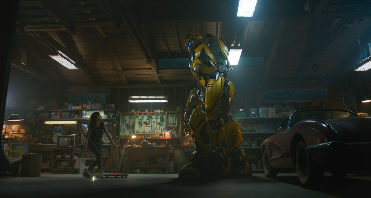 Bumblebee   Official Stills (4) Bumblebee movie Transformers
