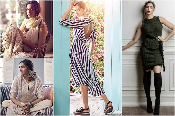 Deepika Padukone Latest Dresses Online : Time To Revive Your Wardrobe