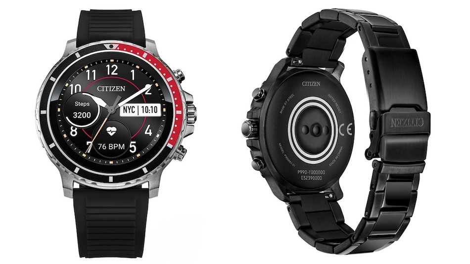 Citizen CZ Smart Launched, the Japanese Watchmaker's First Smartwatch