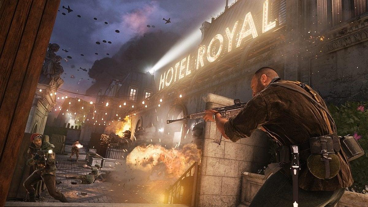 Call of Duty Vanguard Hotel Royal map Call of Duty Vanguard