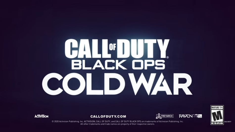Call of Duty Black Ops: Cold War Announced, Worldwide Reveal Set for August 26
