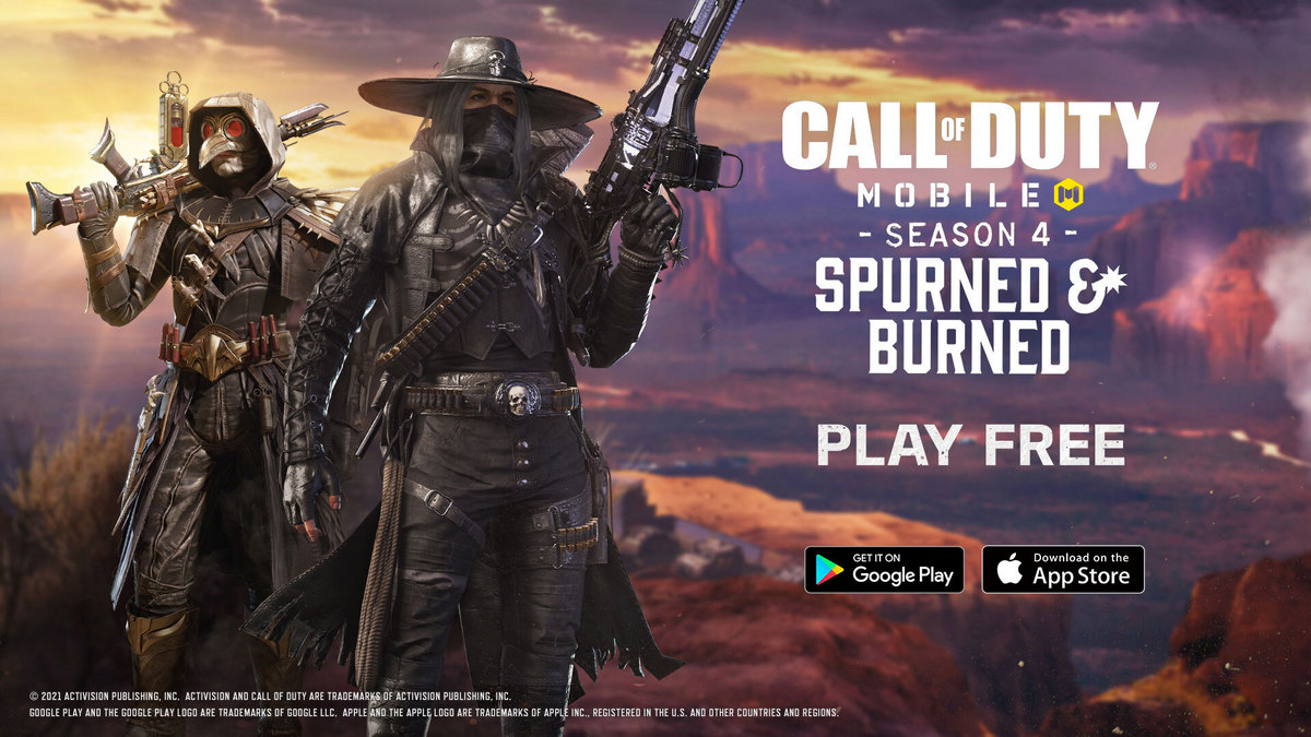 Call of Duty: Mobile Season 4 'Spurned & Burned' Is Live — What's New?