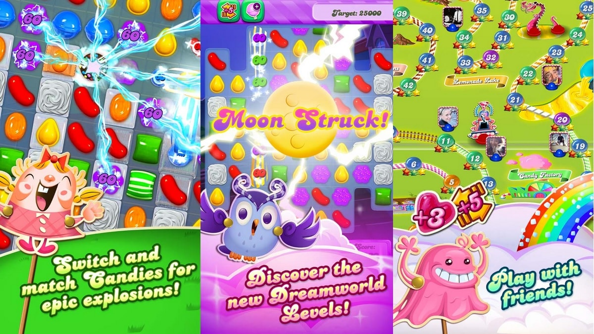 Image of article 'You Can Play Candy Crush Saga With Unlimited Lives Till April 5'