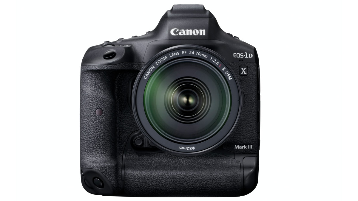 Canon EOS-1D X Mark III Flagship Full-Frame DSLR With 5.5K RAW Video Recording Launched in India