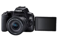 Canon EOS 200D II DSLR With Dual Pixel AF, 4K Recording Launched in India at Rs. 52,995