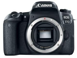 Canon Announces EOS 800D, EOS 77D DSLRs and EOS M6 Mirrorless Camera