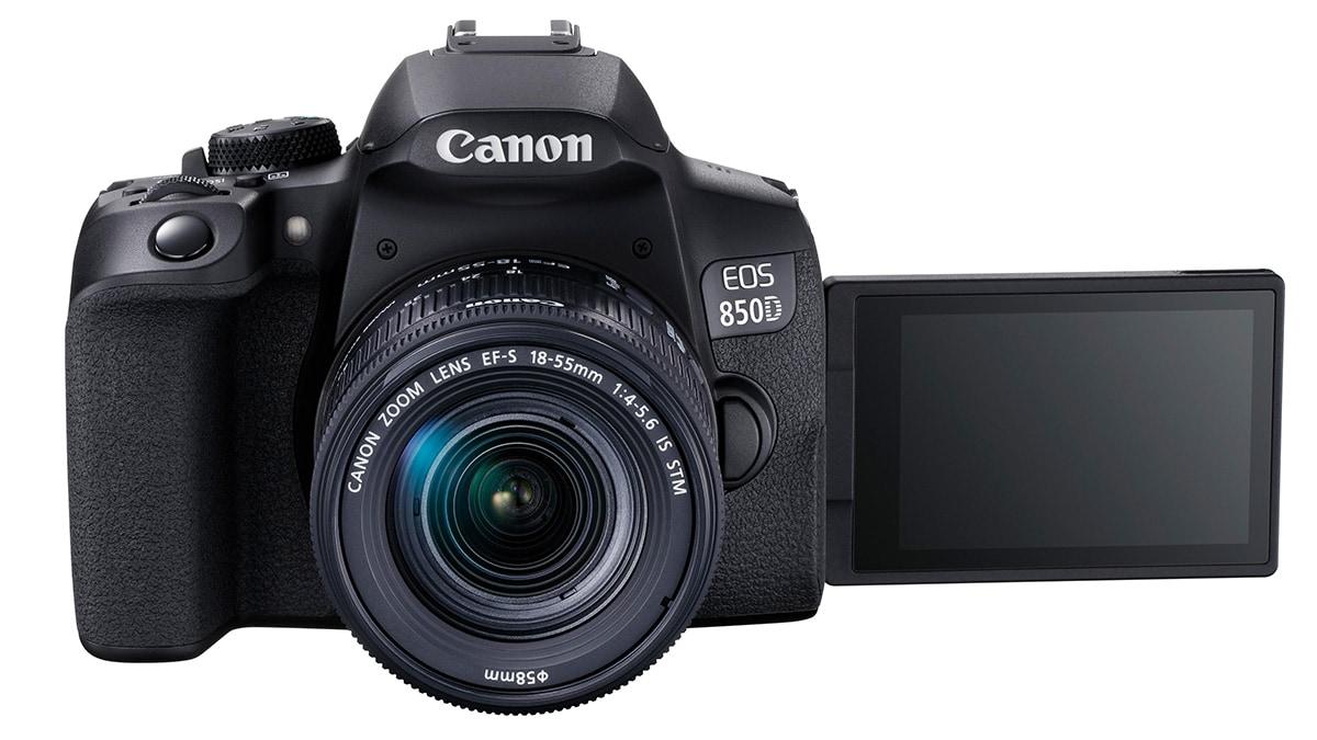 Canon EOS 850D DSLR con DualPixel AF, grabación de video 4K lanzada en la India 31