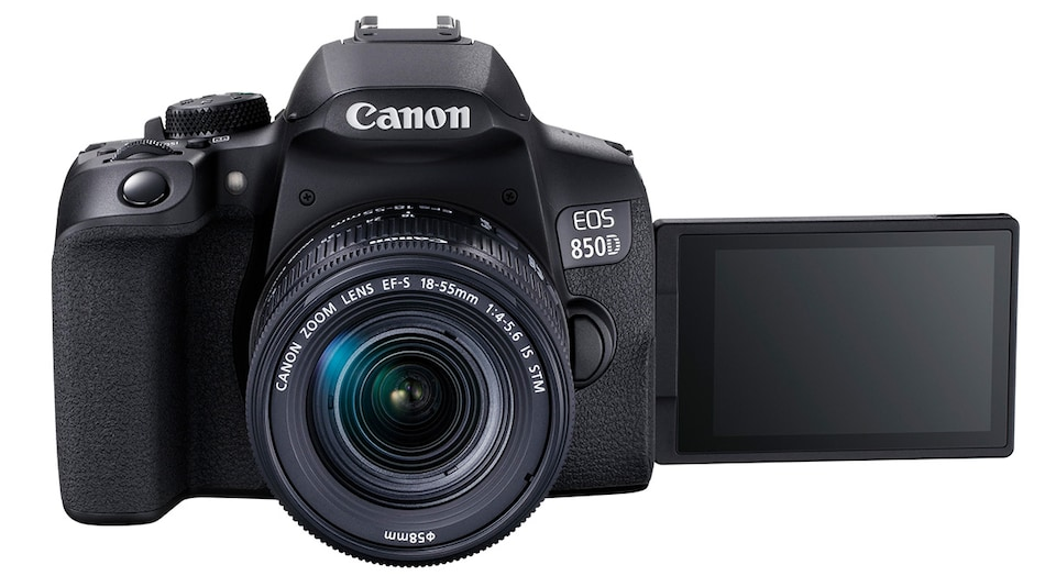 Canon EOS 850D DSLR With DualPixel AF, 4K Video Recording Launched in India