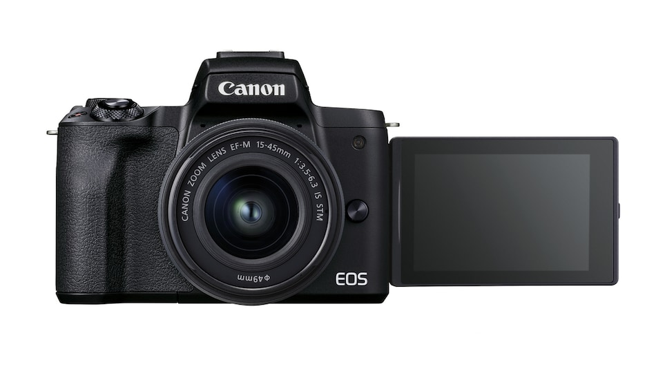 Canon EOS M50 Mark II With 24.1-Megapixel Sensor, YouTube Livestreaming Support Launched in India