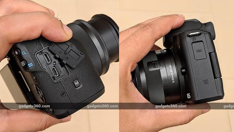 Canon EOS M50 ports ndtv canon