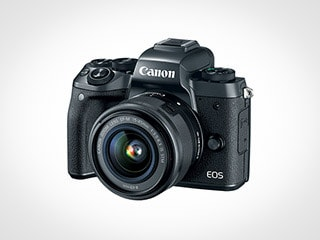 Canon EOS M5 Launched With Dual Pixel AF and Inbuilt EVF