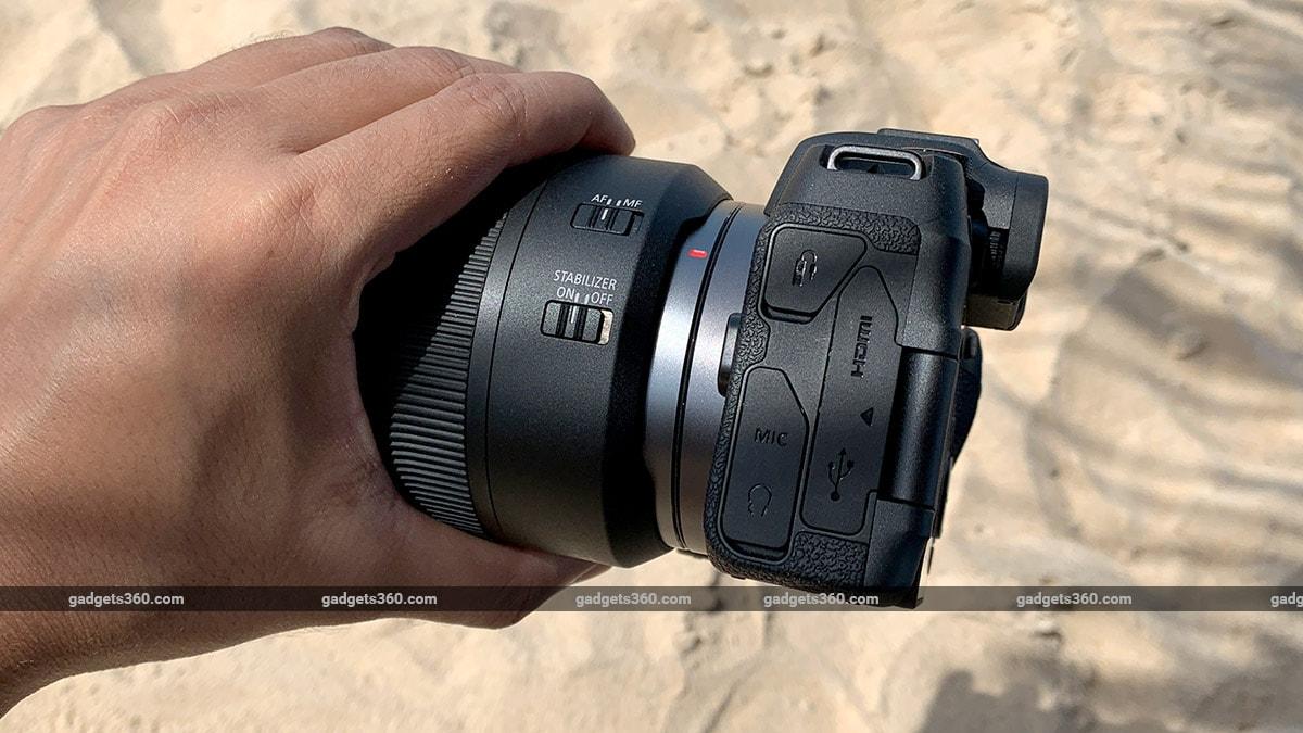 Canon EOS RP ports ndtv canon