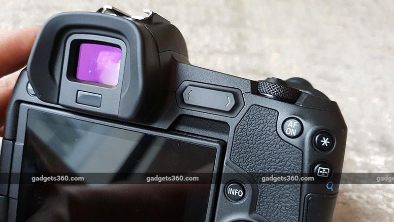 Canon EOS R back ndtv canon