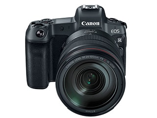 Canon EOS R Full-Frame Mirrorless Camera Launched