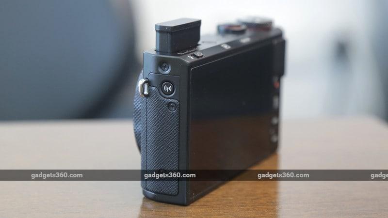 Canon G9 X MarkII side ndtv canon